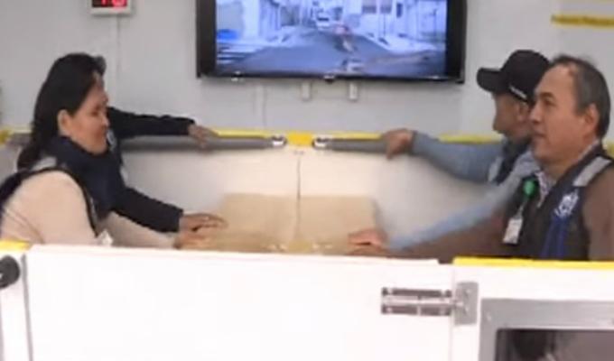 San Isidro: simulador permite experimentar sismo de 10 grados de magnitud