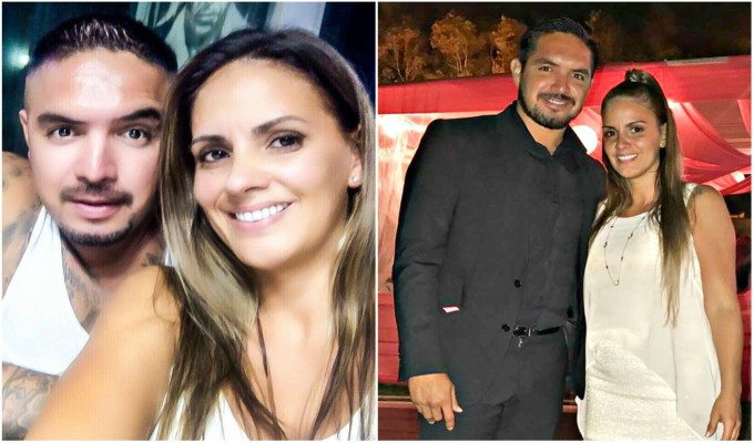 Juan Manuel Vargas: Blanca Rodríguez es lo mejor que me ha pasado en la vida