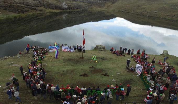 Minagri ´sembrará´ agua en zonas altoandinas del país
