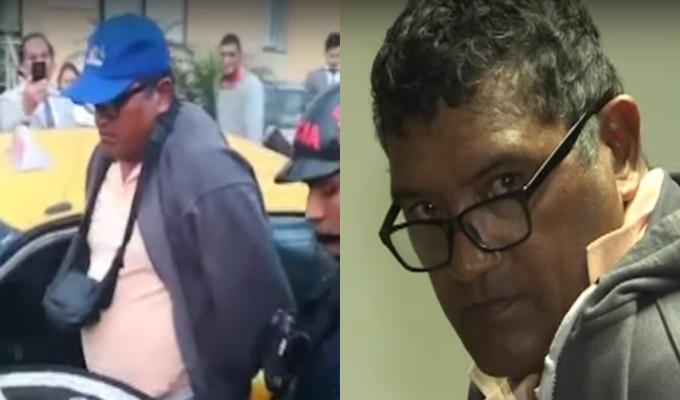 Miraflores: detienen a falso taxista que robó a cambista
