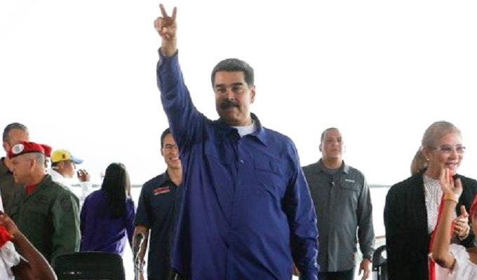 """Nicolás Maduro sobre partido Venezuela-Brasil: """"Gracias al VAR hubo justicia"""""""
