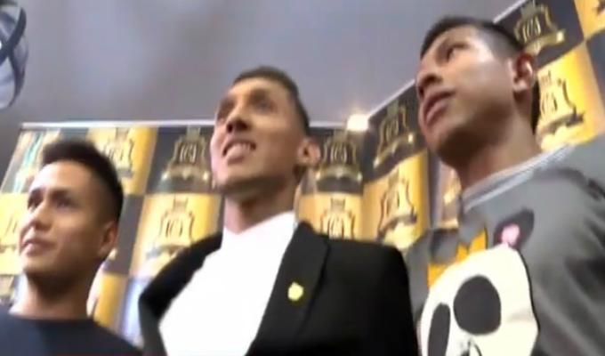 Copa América 2019: seleccionados se reunieron tras confirmar su convocatoria