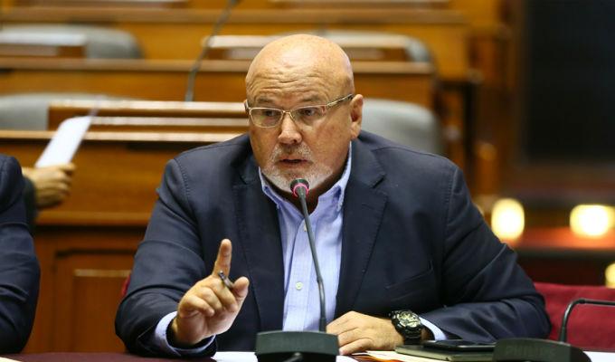 """""""En el Gobierno hay mucha soberbia y deseo de poder"""", señala Carlos Bruce"""