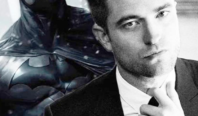 ¡Ya es oficial!:  Robert Pattinson será Batman en una nueva trilogía del Caballero de la Noche