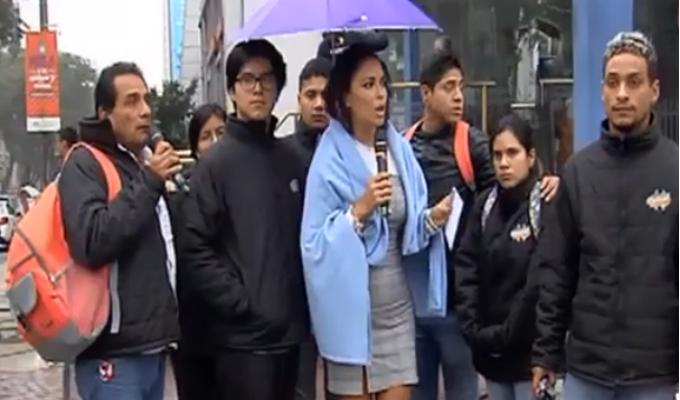 Simulacro de sismo: así se vivió este ejercicio de prevención en Panamericana Televisión