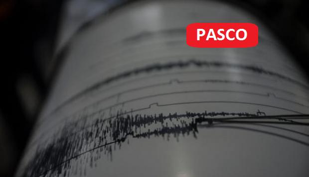 Pasco: sismo de magnitud 4.3 remeció Oxapampa