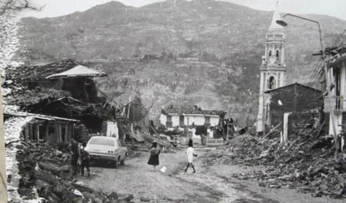 Terremoto de Yungay: una tragedia para no olvidar