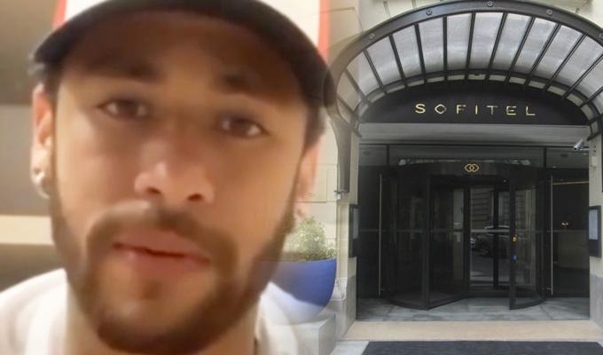 Neymar se defiende en redes con pruebas por acusación de violación