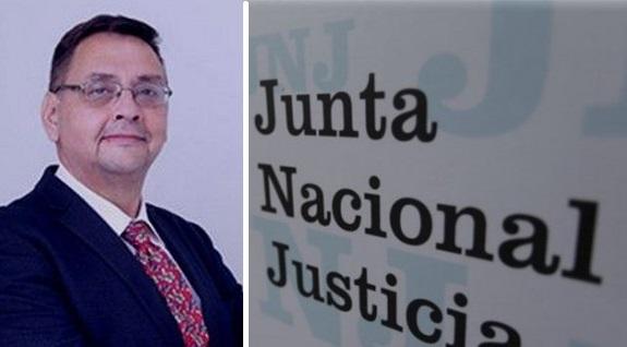 David Dumet ocupó último lugar en tercera etapa de evaluación para integrar la JNJ