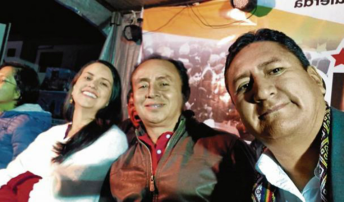 Verónika Mendoza: izquierda buscaría unificarse de cara a elecciones 2021