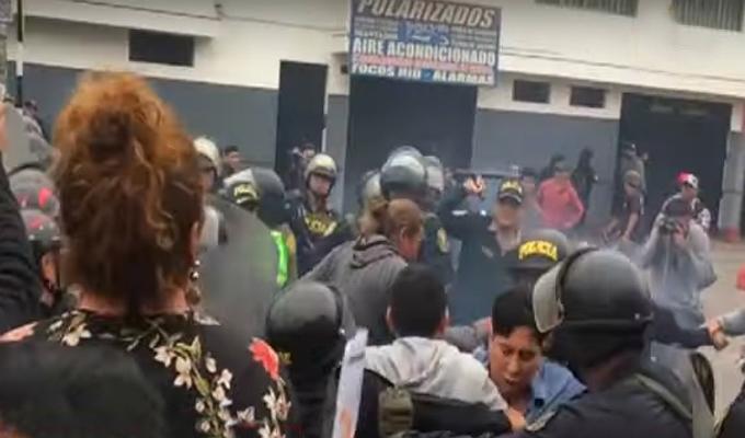 Ante disputa limítrofe: Defensoría propone diálogo entre alcaldes de SMP e Independencia
