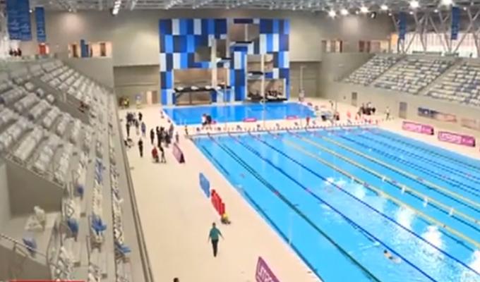 e2ca9bbe3b8f Entregan centro acuático para Panamericanos 2019 | Panamericana TV