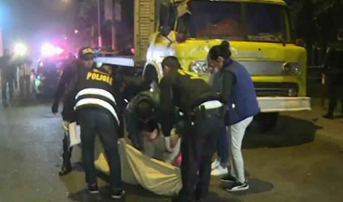 SJL: joven es asesinado de un balazo en la cabeza