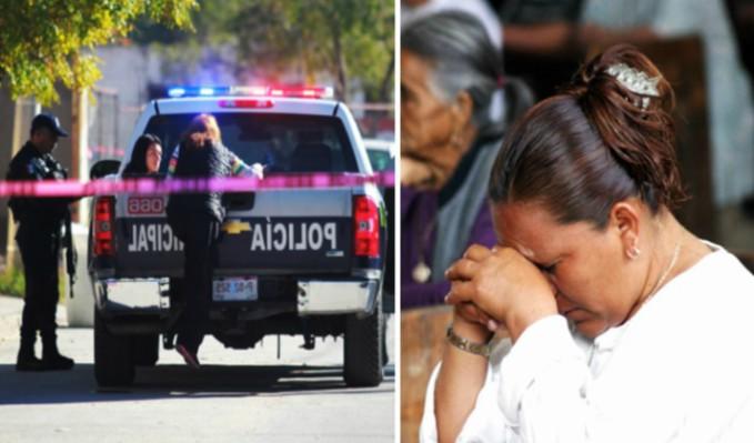 Dos policías ebrios asesinaron a niño de cinco años