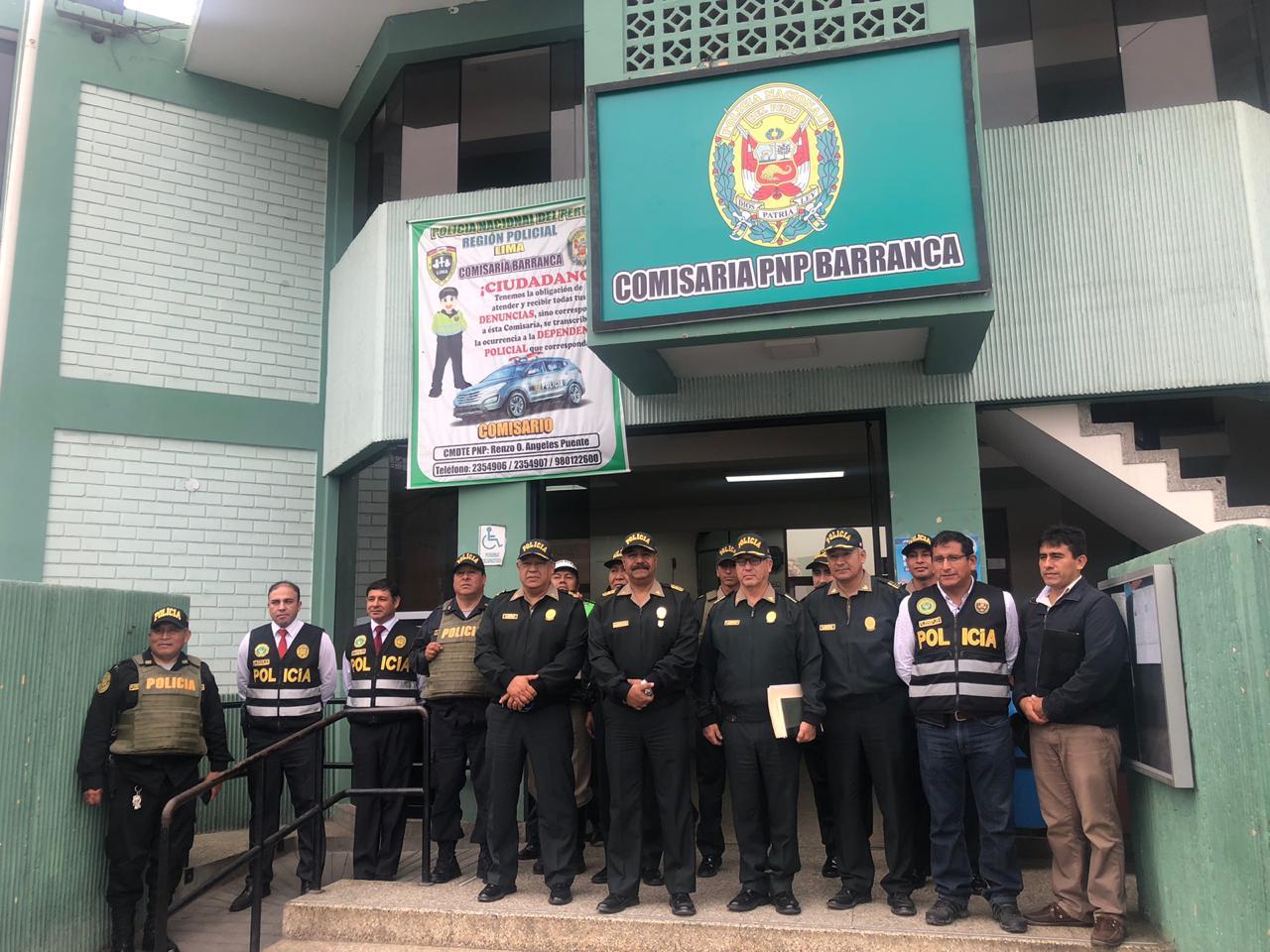 PNP instalará nueva comisaría en Pativilca y anuncia 'shock de seguridad' en Norte Chico