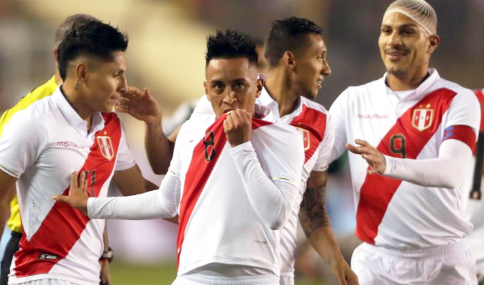 Perú vs. Costa Rica: Christian Cueva anotó el 1-0 para la Bicolor
