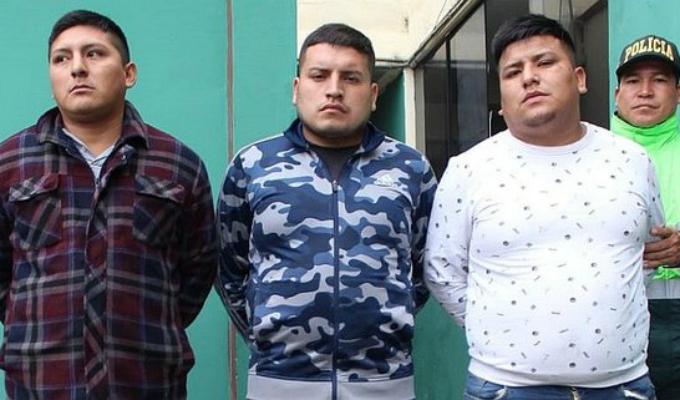 Puente Piedra: capturan a integrantes de banda que asaltaba a bordo de combi