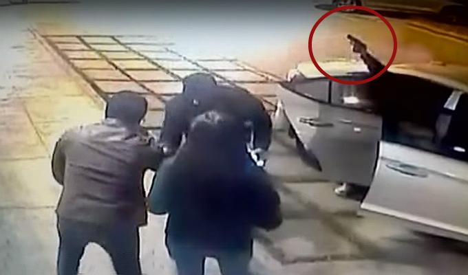 Magdalena: raqueteros armados roban a pareja en la puerta de su vivienda