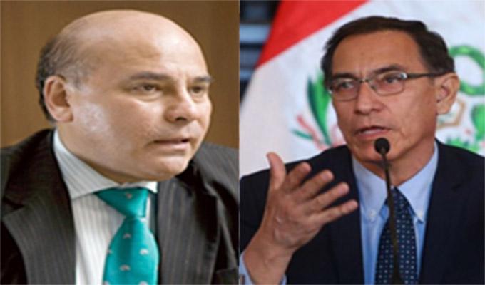 César Campos: Gobierno debe dejar de lado la demagogia populista