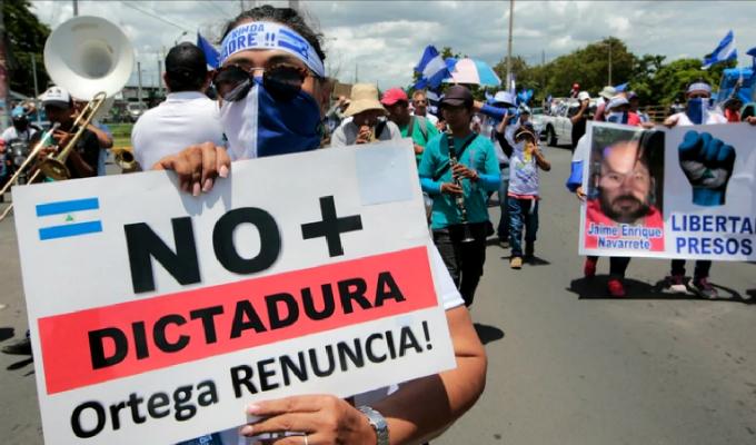 Nicaragua es el país donde más aumentó la violencia en el mundo