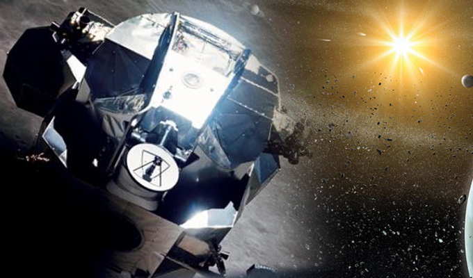 Habrían hallado una nave perdida en el espacio desde hace 50 años