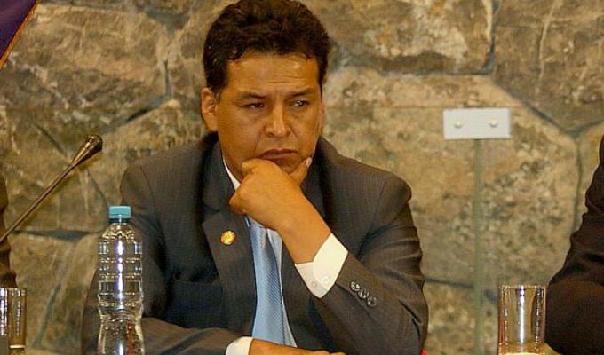 Fiscalía solicita orden de prisión preventiva para ex gobernador regional Edwin Licona
