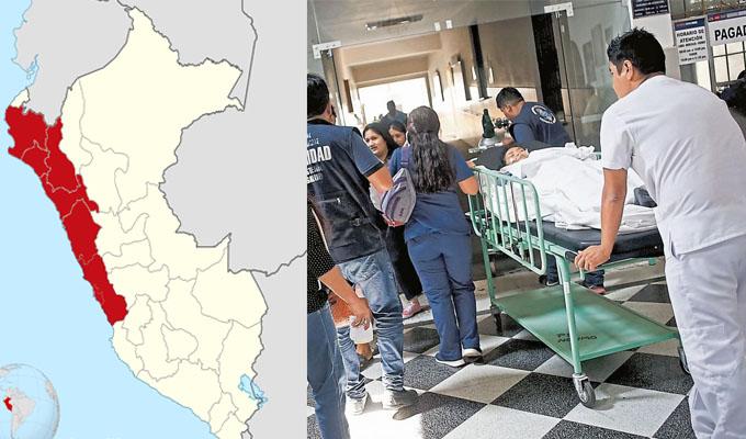 Ministerio de Salud: confirman 204 casos de Guillain Barré en lo que va del año