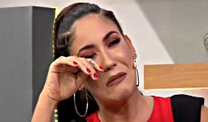 ¿Por qué Tilsa Lozano se quebró en televisión nacional?