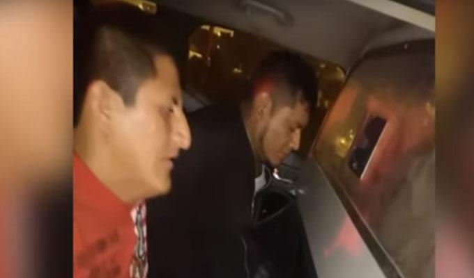 Chorrillos: presunto asesino llevaba el cadáver de su compadre en camioneta