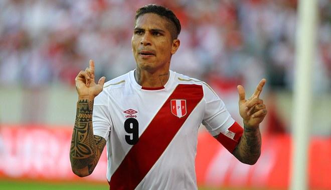 """Prensa destaca desempeño y llama a Paolo Guerrero """"Señor Copa América"""""""