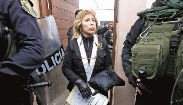 Ministerio Público archivó denuncia de Pedro Chávarry contra fiscal Castro