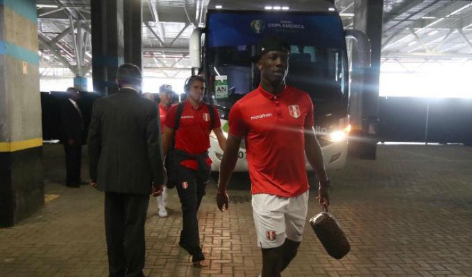 Perú vs Venezuela: Selección ya está en el Arena Gremio