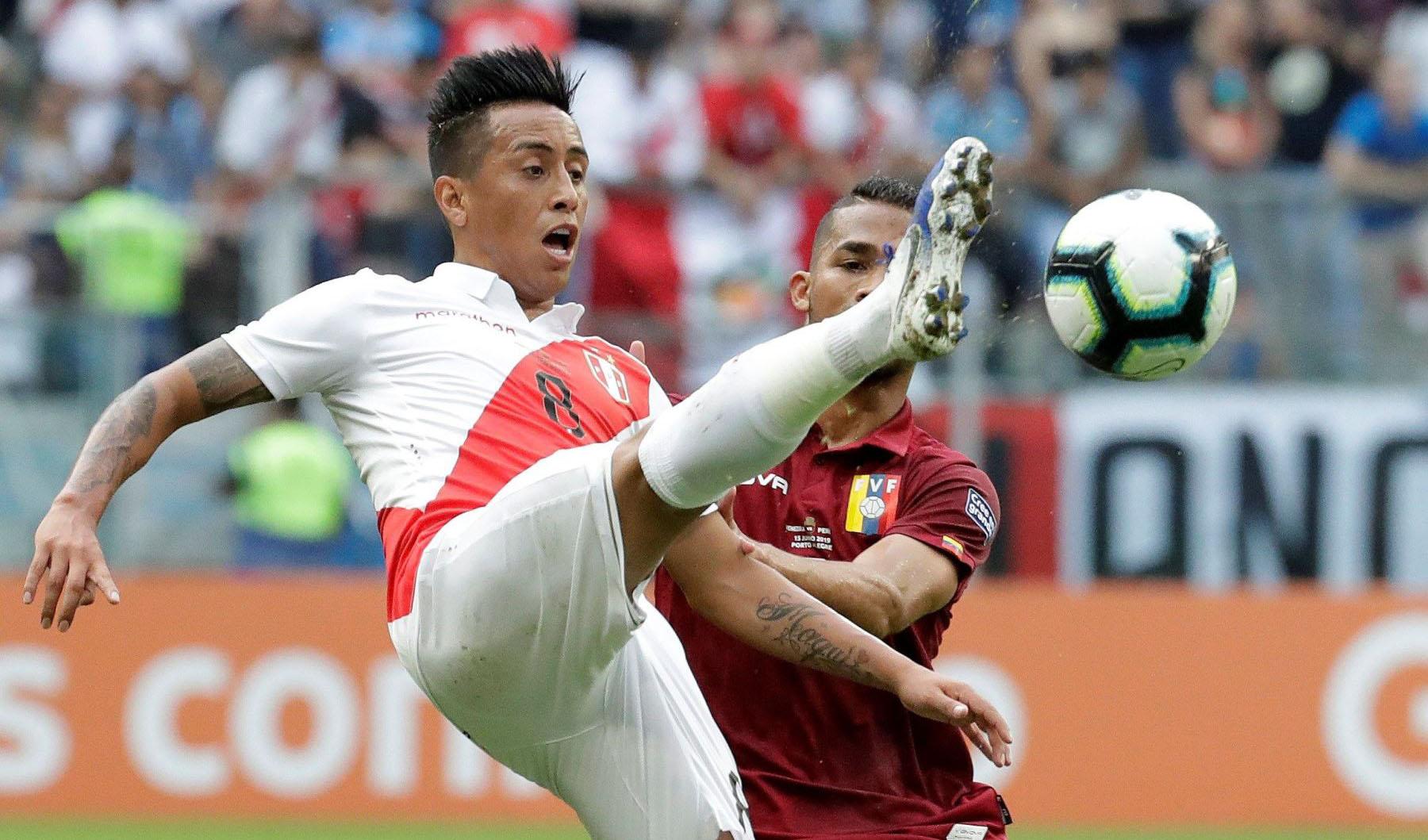 Perú empató 0-0 con Venezuela en su debut en la Copa América