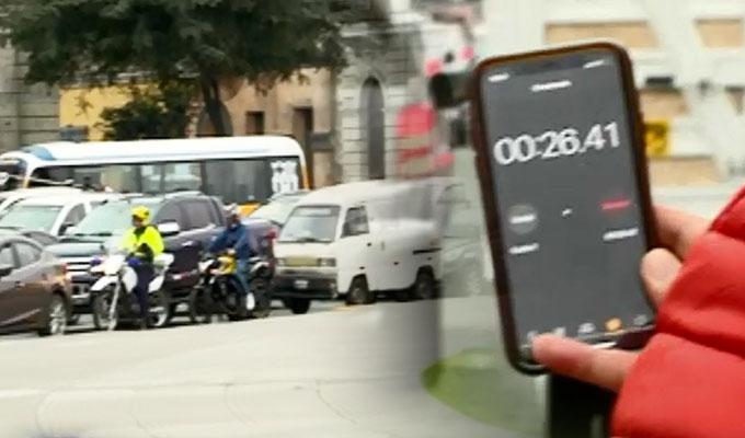Ley de la calle: Lima considerada la tercera ciudad del mundo con mayor caos vehicular