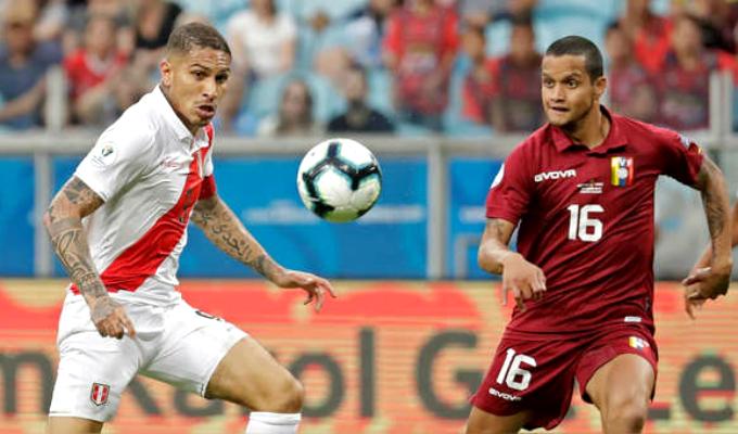 Selección Peruana ya está en Río de Janeiro para su segundo partido
