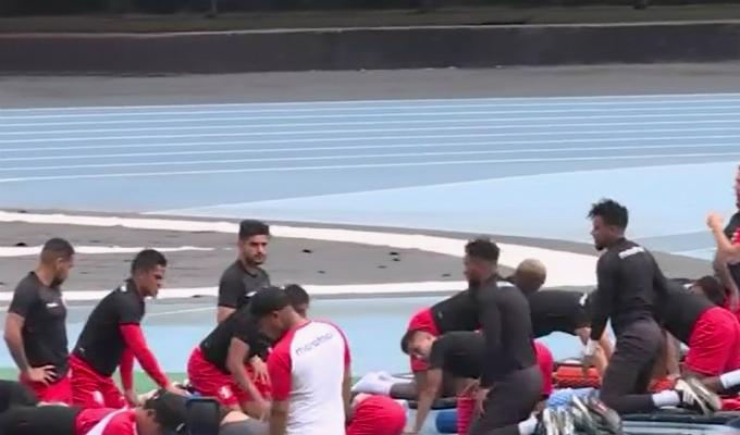 Copa América 2019: Selección Peruana entrena en Río de Janeiro previo a partido con Bolivia