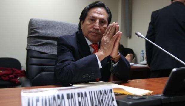 Caso Ecoteva: Fiscalía pide 16 años y 8 meses de cárcel para Alejandro Toledo