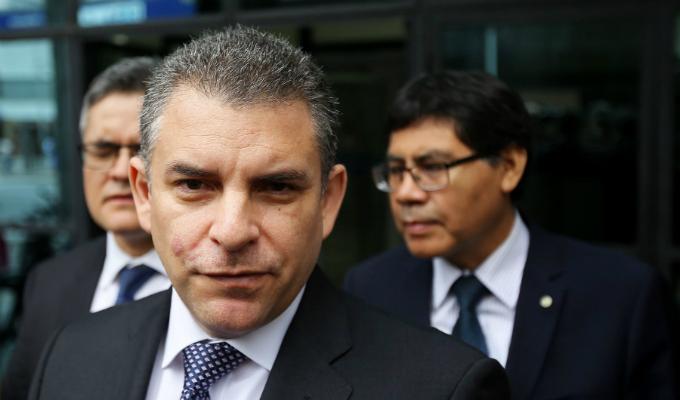 Rafael Vela se negó a declarar ante Junta de Fiscales