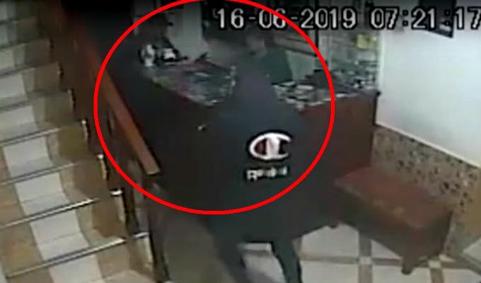 Jaén: asaltantes de hospedaje también habrían robado dos boticas