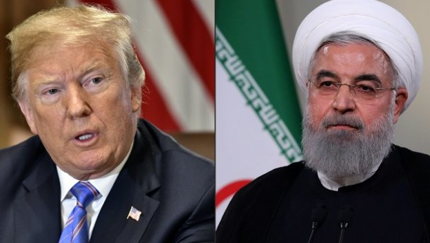 """Donald Trump asegura que """"Irán cometió un error muy grande' al derribar dron"""