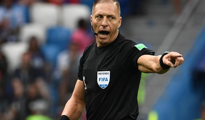 Árbitro de Copa América se prepara para ingresar a la política