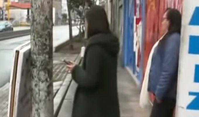 La Victoria: piden ayuda para identificar tráiler que mató a anciana