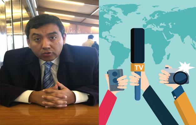 Martín Santivañez reflexiona sobre la verdad y los medios de comunicación