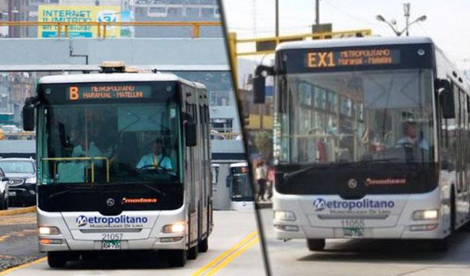 Subsidios de pasajes se darán primero en corredores viales y en el Metropolitano