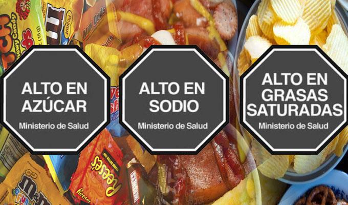 Octógonos de advertencia: ¿Qué son y por qué serán obligatorios en los alimentos procesados?