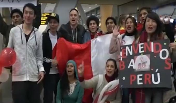 'Un solo Perú': más de 300 vuelos internacionales llegan a Lima con 3 mil voluntarios