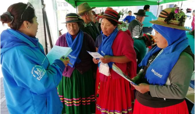 Moquegua: EsSalud atiende a población afectada por heladas
