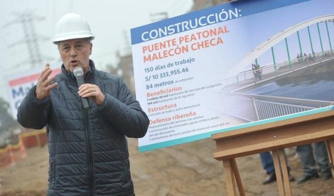 Puente Piedra: Muñoz pide a consorcios de peajes buscar solución ante reclamo de vecinos