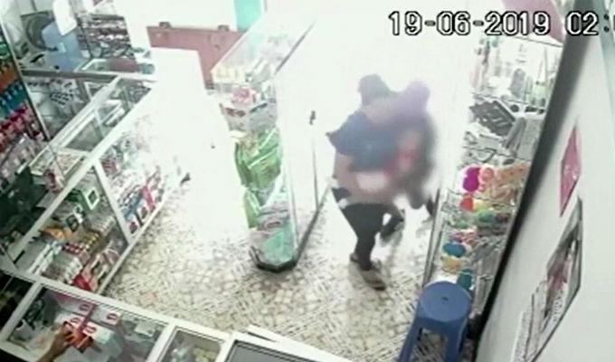 Jaén: asaltó botica y a madre de familia, pero terminó linchado
