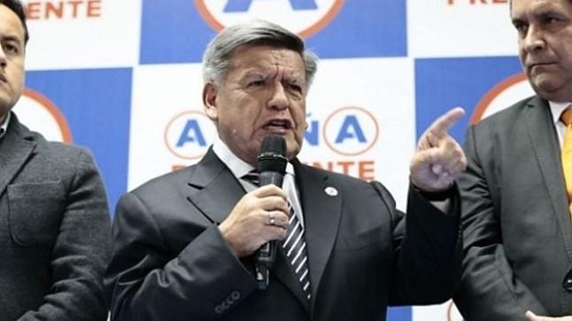 Exmilitante denunció a César Acuña por aportes 'fantasmas' en Alianza para el Progreso